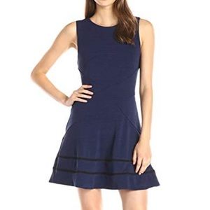 NWT Nordstrom Navy Dress